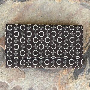Celine monogram wallet